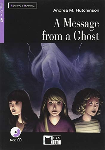 Black Cat A Message from a Ghost (Reading a Training Level 1)