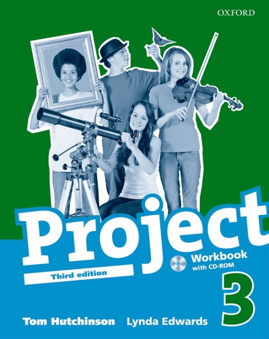 Project 3 Third Edition Workbook (International English Version)