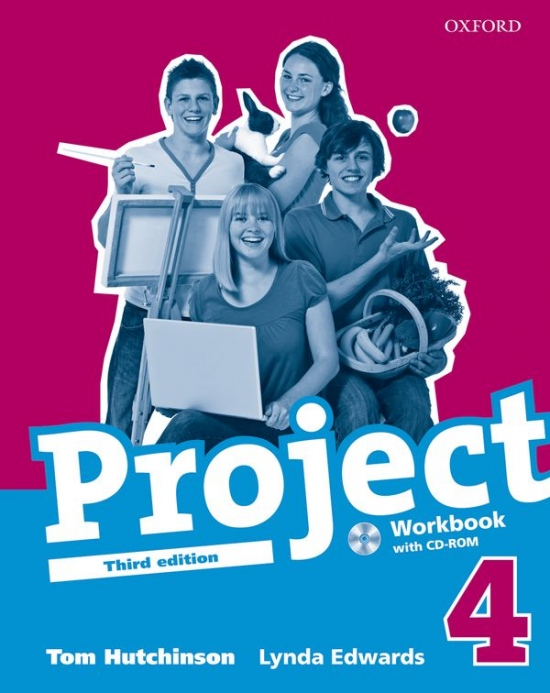Project 4 Third Edition Workbook (International English Version)