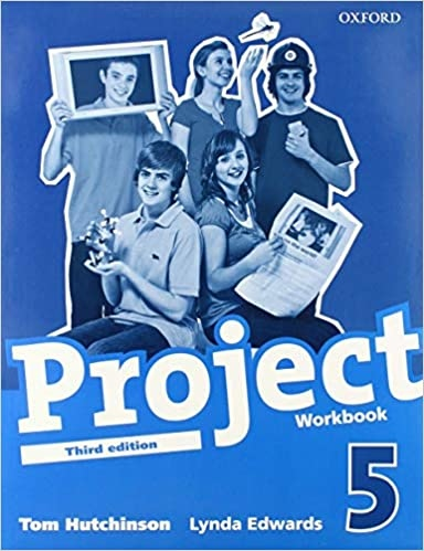 Project 5 Third Edition Workbook (International English Version)