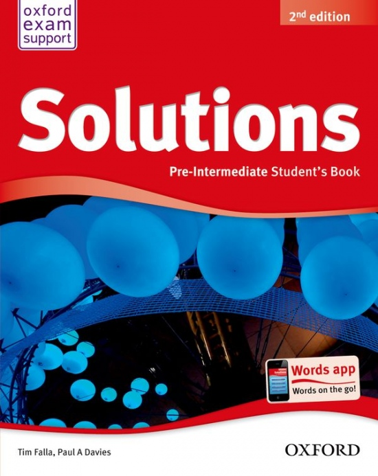 Maturita Solutions (2nd Edition) Pre-Intermediate Student´s Book ( International English Edition)