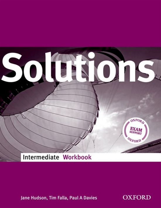 Solutions: Intermediate Workbook - Náhled učebnice