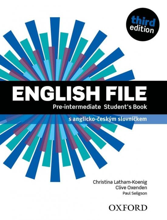 English File Pre-Intermediate - Náhled učebnice