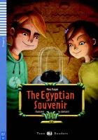 Teen Eli Readers 2 THE EGYPTION SOUVENIR + CD