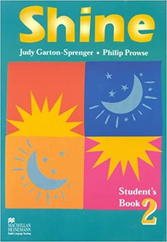 Shine 2, student's book - Náhled učebnice