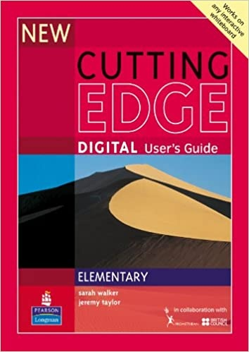 New Cutting Edge Elementary Digital (Whiteboard Software) with User Guide