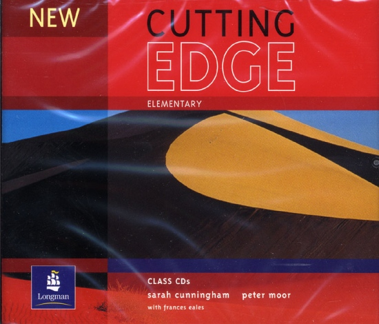 New Cutting Edge Elementary Class Audio CD (2)
