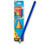 Pastelky Maped Color´Peps - 12 barev + ořezávátko