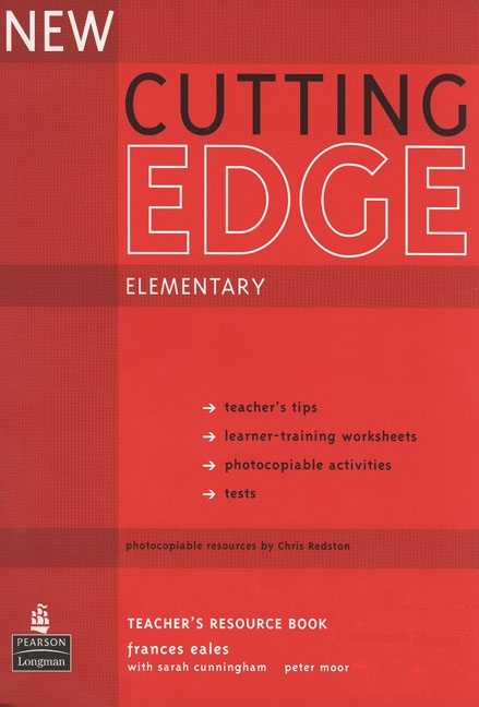New Cutting Edge Elementary Teacher´s Book with Test Master CD-ROM