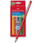 Pastelky Faber-Castell Colour Grip 2011 - 12 barev