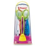 Umělecké nůžky Maped Créa Cut - růžové