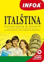 Kapesní konverzace + slovník - italština