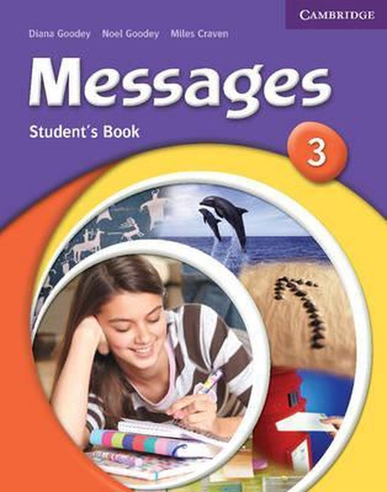 Messages 3, Student's Book - Náhled učebnice