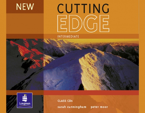 New Cutting Edge Intermediate Class Audio CD (2)