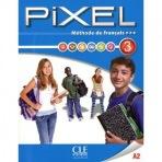 PIXEL- Méthode de francais - Náhled učebnice
