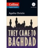 Collins English Readers They Came to Baghdad with Audio CD