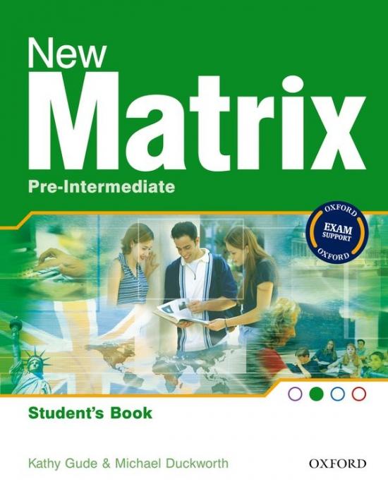 New Matrix Pre-Intermediate Student´s Book