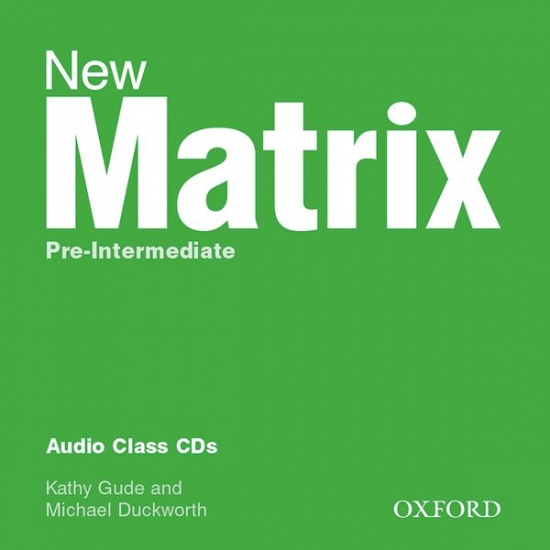 New Matrix Pre-Intermediate Class CDS /2/