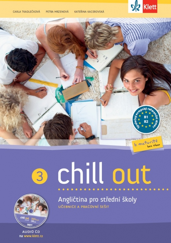 Chill out 3 učebnice + PS + CD MP3