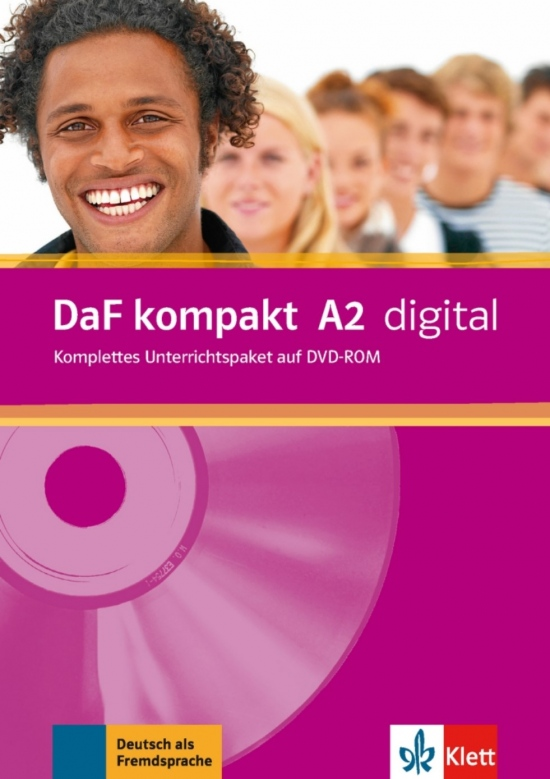 DaF Kompakt A2 Digital DVD