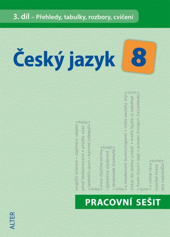 ČESKÝ JAZYK 8 - II. díl: Komunikační a slohová výchova