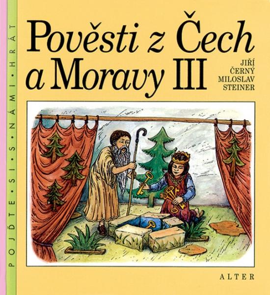 POVĚSTI Z ČECH A MORAVY III pro 4. ročník