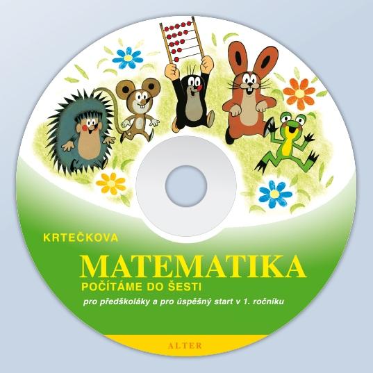 CD Krtečkova matematika - jednouživatelská