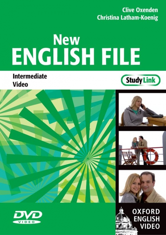 NEW ENGLISH FILE INTERMEDIATE DVD