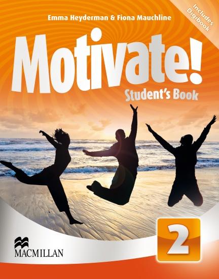Motivate! 2: Student´s Book Pack - Náhled učebnice