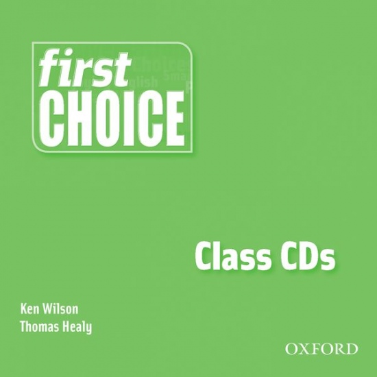 First Choice Class Audio CDs (2)