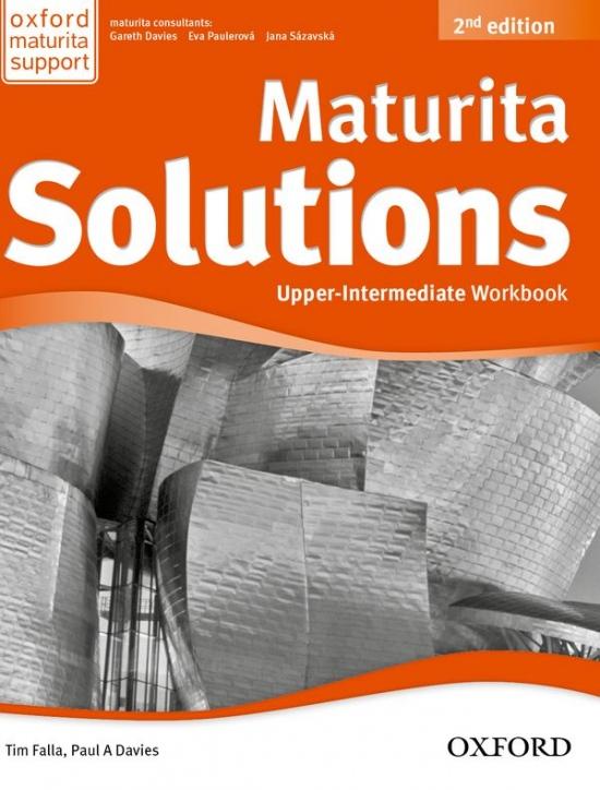 Maturita Solutions - Náhled učebnice