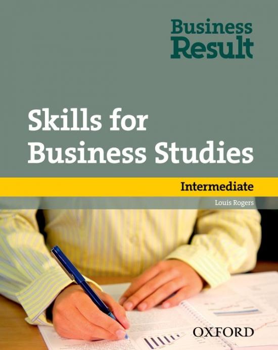 Business Result Intermediate Skills For Business Studies