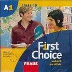 First Choice A1 - 1 CD pro učitele