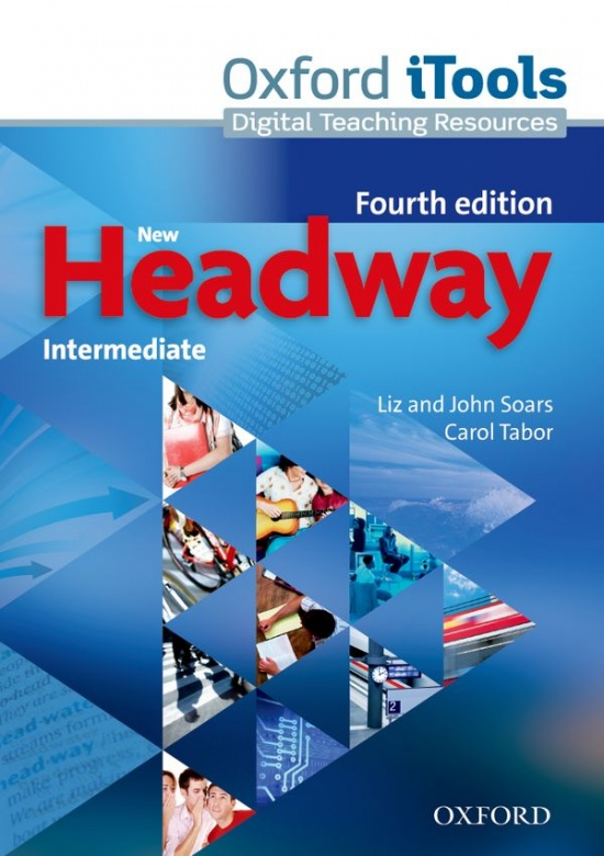 New Headway Intermediate (4th Edition) iTools DVD-ROM