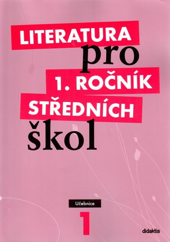 Literatura pro 1. ročník středních škol - Náhled učebnice