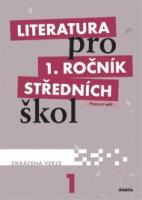 Literatura pro 1. ročník středních škol - pracovní sešit (zkrácená verze) - Náhled učebnice