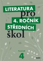 Literatura pro 4. ročník středních škol - pracovní sešit (zkrácená verze) - Náhled učebnice