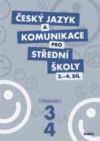 Český jazyk a komunikace pro SŠ, 3. a 4. díl (pracovní sešit) - Náhled učebnice