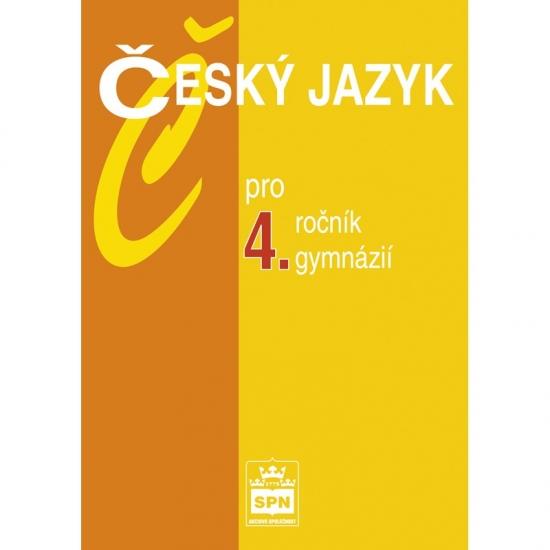 Český jazyk pro 4. ročník gymnázií - Náhled učebnice
