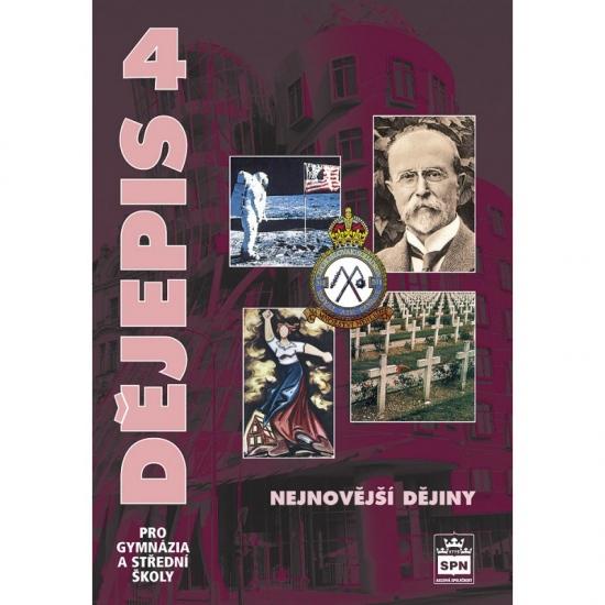Dějepis pro gymnázia a střední školy 4: Nejnovější dějiny - Náhled učebnice