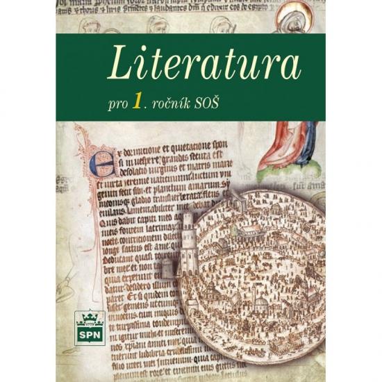 Literatura pro 1. ročník SOŠ - Náhled učebnice