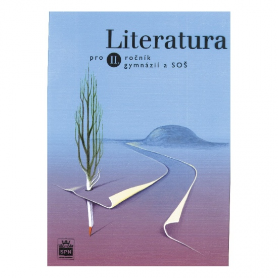 Literatura pro II. ročník gymnázií - Náhled učebnice