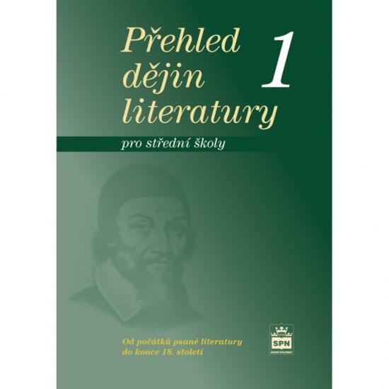 Přehled dějin literatury 1 pro střední školy - Náhled učebnice