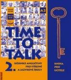 Time to talk 2 - kniha pro učitele