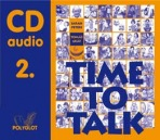 Time to talk 2 - audio CD