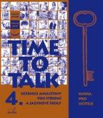 Time to talk 4 - kniha pro učitele