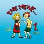 ENE MENE 1 kniha audio CD