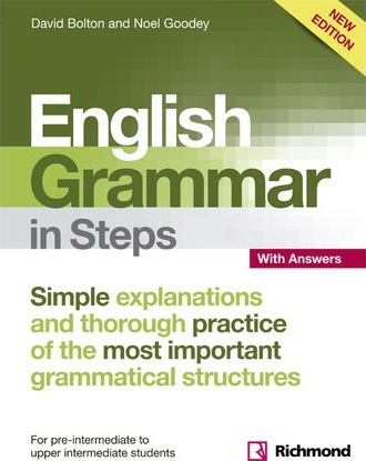 English Grammar in Steps (New Edition) Student´s Book with Answers