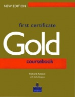 First Certificate Gold: Coursebook - Náhled učebnice