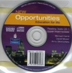 New Opportunities Upper Intermediate Reading Texts Audio CD